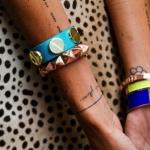 tatouages poignet fin bracelet