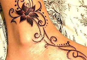 Top 50 Des Modeles De Tatouage Cheville Femme