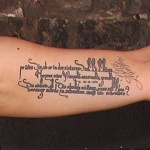 Tatouage Phrase Femme Top 50 Phrases Tatouages Feminins