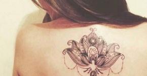 Trouvez des idées pour votre tatouage femme fleur de lotus
