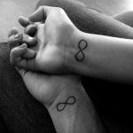 Tatouage Infini Femme Top 90 Tattoos Infini Les Beaux