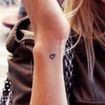 Tatouage Coeur Femme Top 100 Des Beaux Tattoos Coeurs