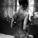 Tatouage Dos Femme Les Beaux Tattoos F Dans Le Dos