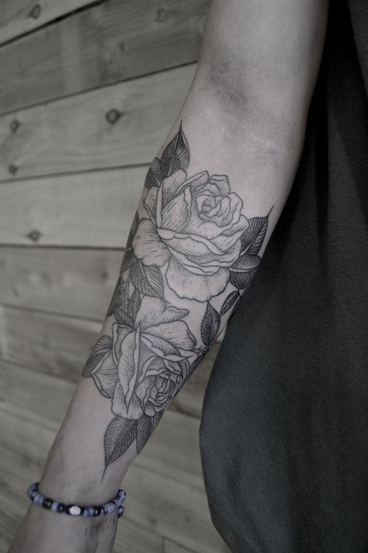 Tattoo Rose Bras Stunning Inspiring Tatouage Ecriture Polynesien