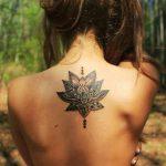 Les 90 Beaux Modeles De Tatouage Mandala Femme Et Leur Signification