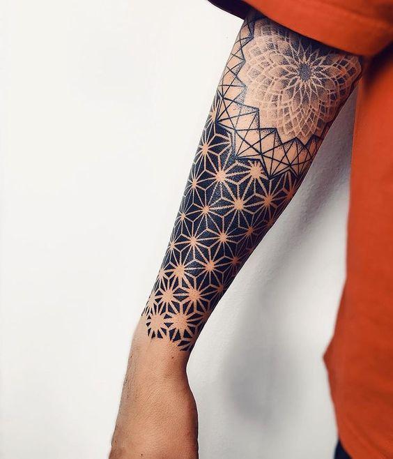 Modele tatouage fleur de vie (1)