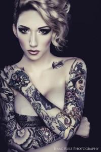 Trouvez des idées pour votre tatouage manchette femme