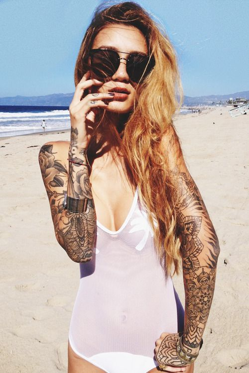 Tattoo Bras Manchette 2 Bras Mandala Et Roses Tatouage Femme